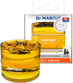 Ароматизаторы в авто Dr. Marcus Senso Deluxe Citrus Dream 270