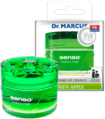 Ароматизаторы в авто Dr. Marcus Senso Deluxe Green Apple 280