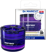 Ароматизаторы в авто Dr. Marcus Senso Deluxe New Car 311