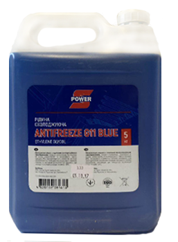 Антифризы S-power Antifreeze G11 Blue