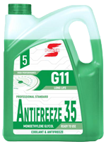 Антифризы S-POWER Antifreeze 35 G11
